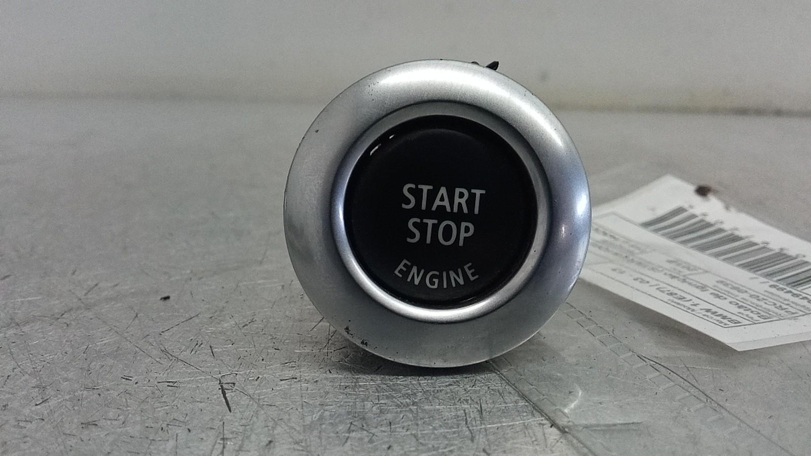 Botão de Ignição (START/STOP)