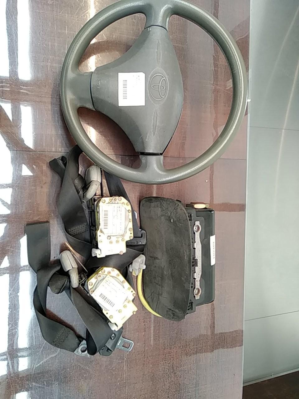 Kit Airbags (20398422).