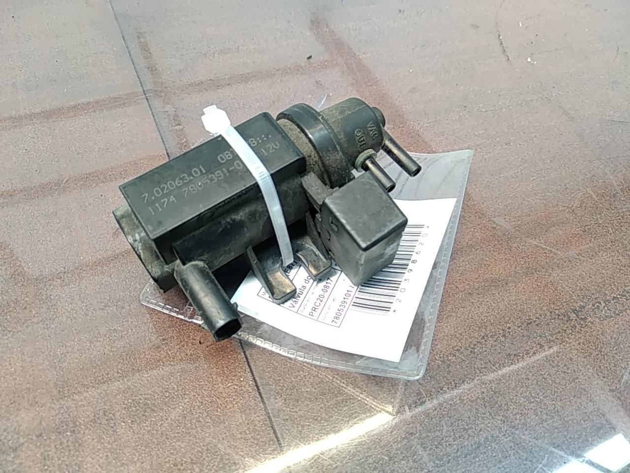 Válvula do Turbo (20398620).