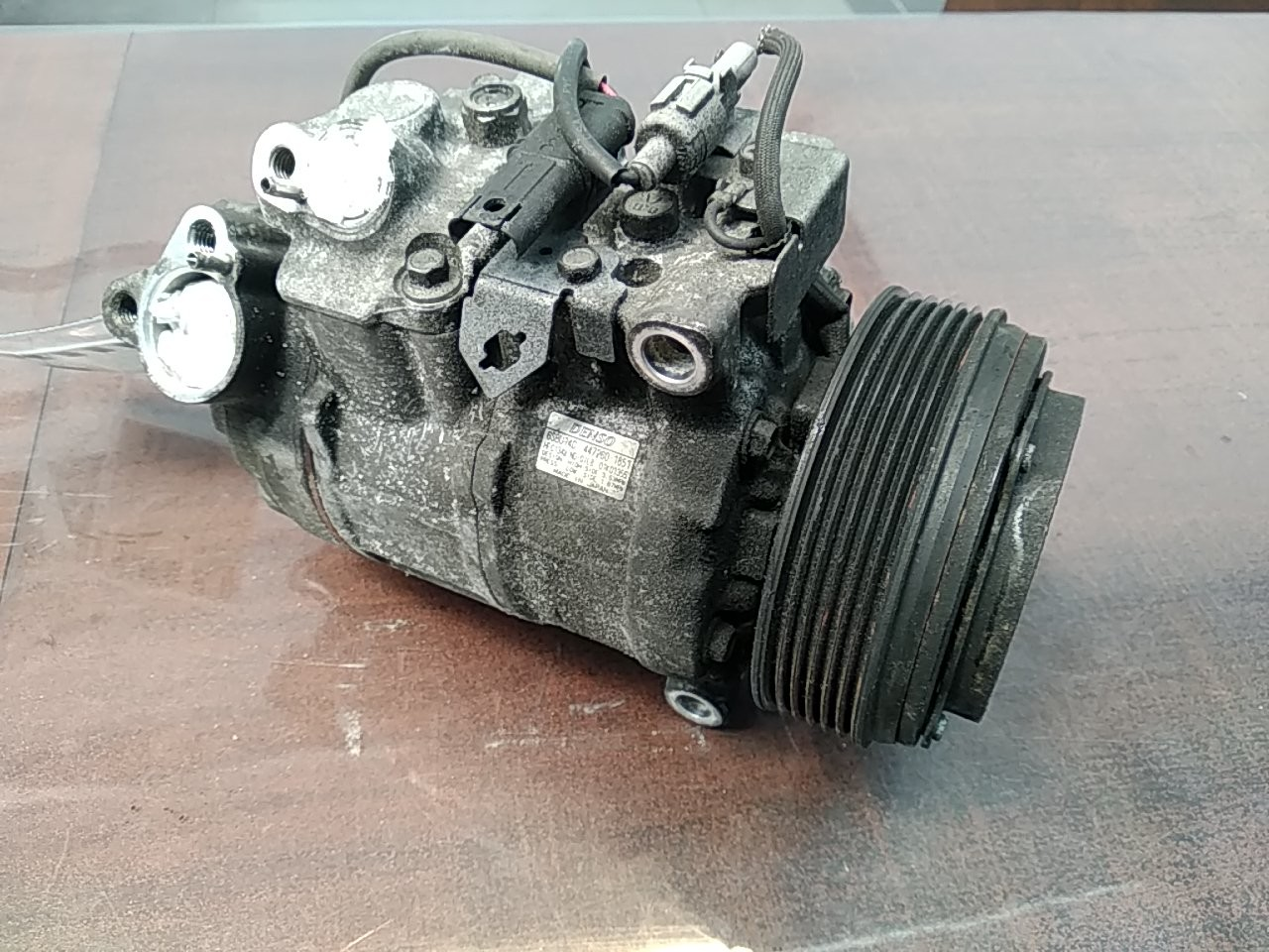 Compressor do Ar condicionado (20398612).