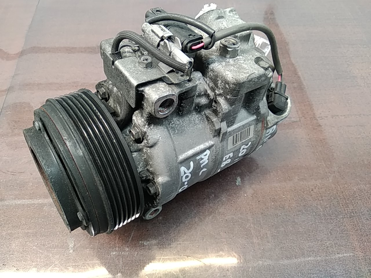 Compressor do Ar condicionado (20398612).