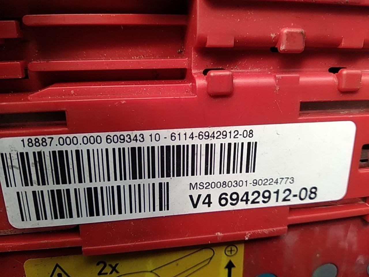 Relé Bateria (20398624).