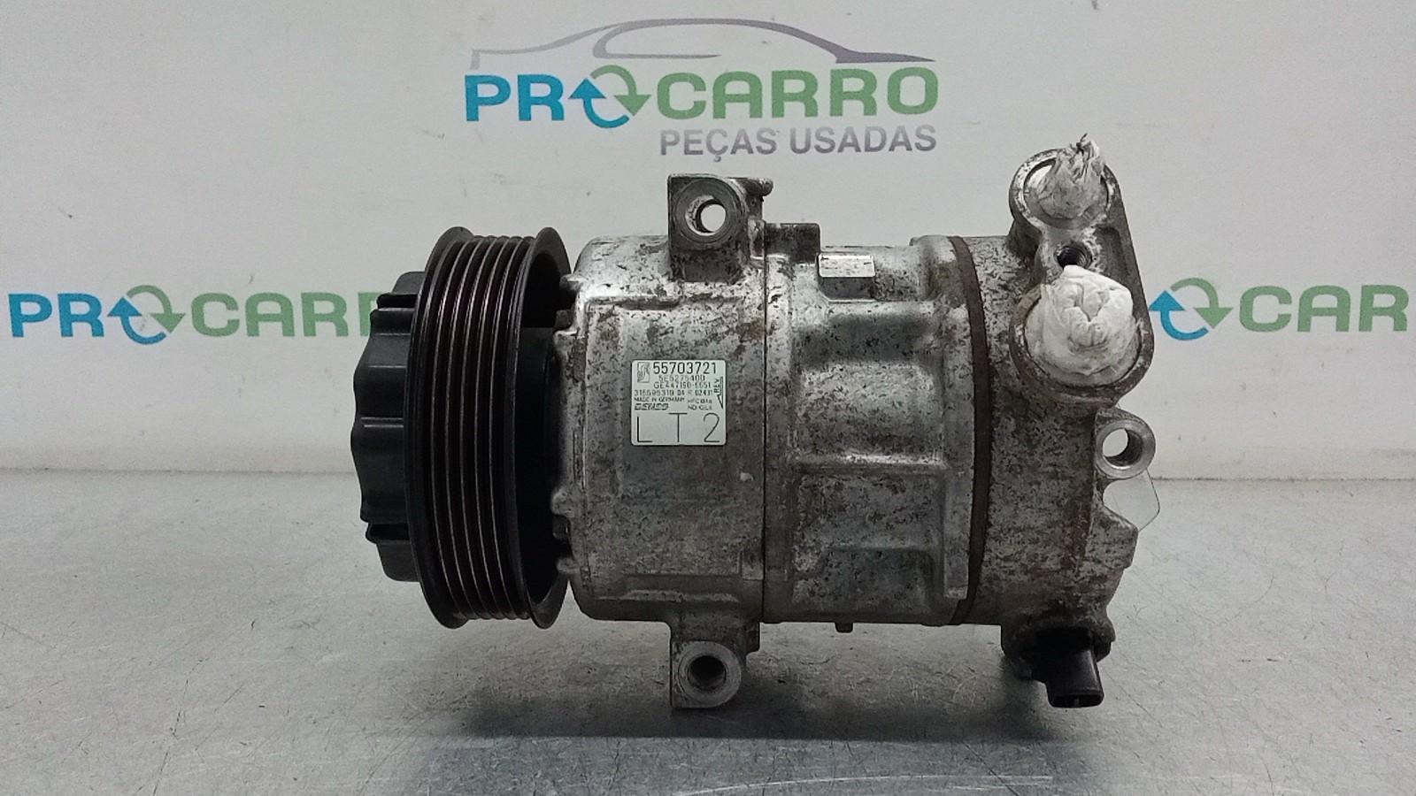 Compressor do Ar condicionado (20398687).