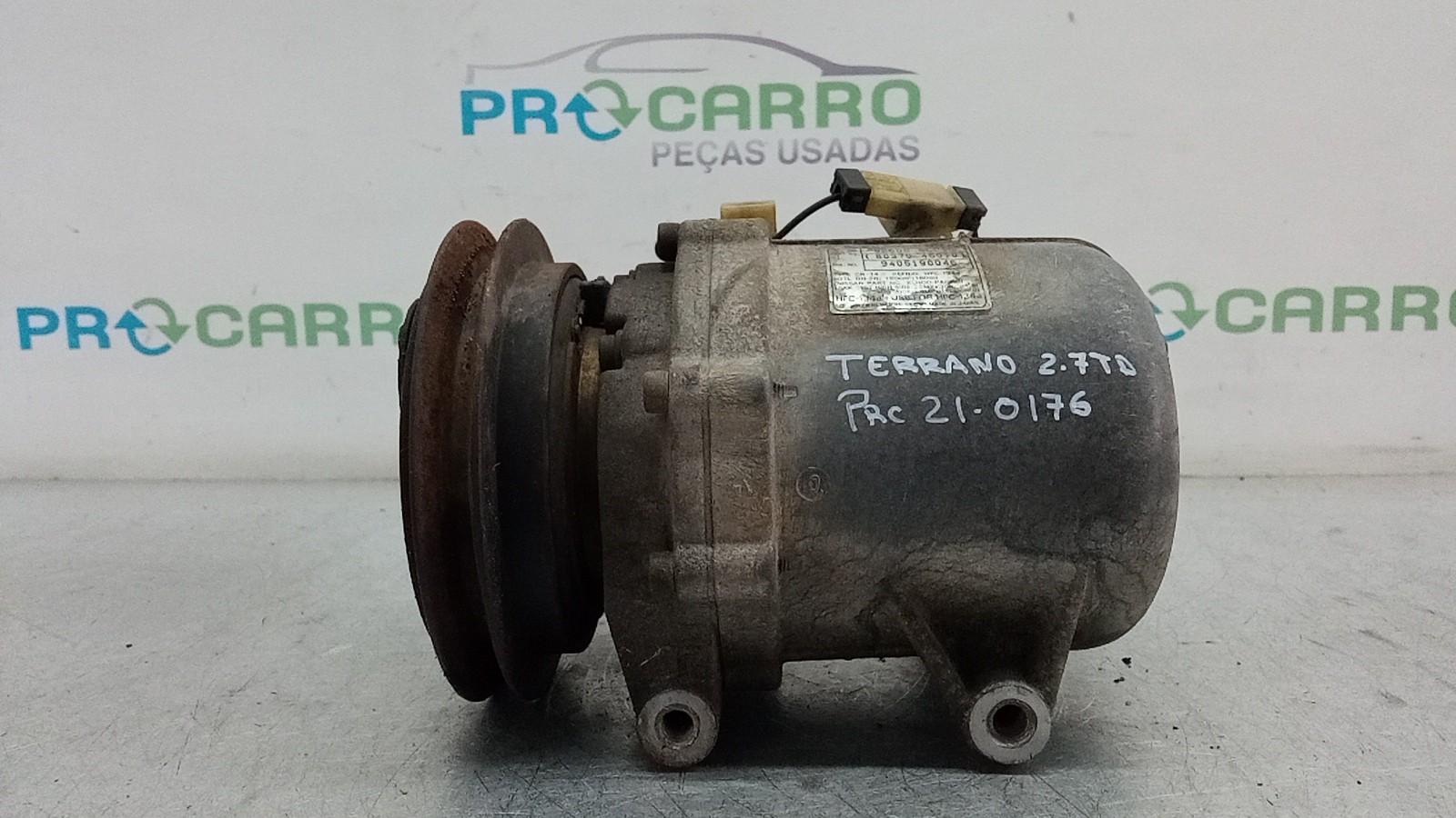 Compressor do Ar condicionado (20398746).
