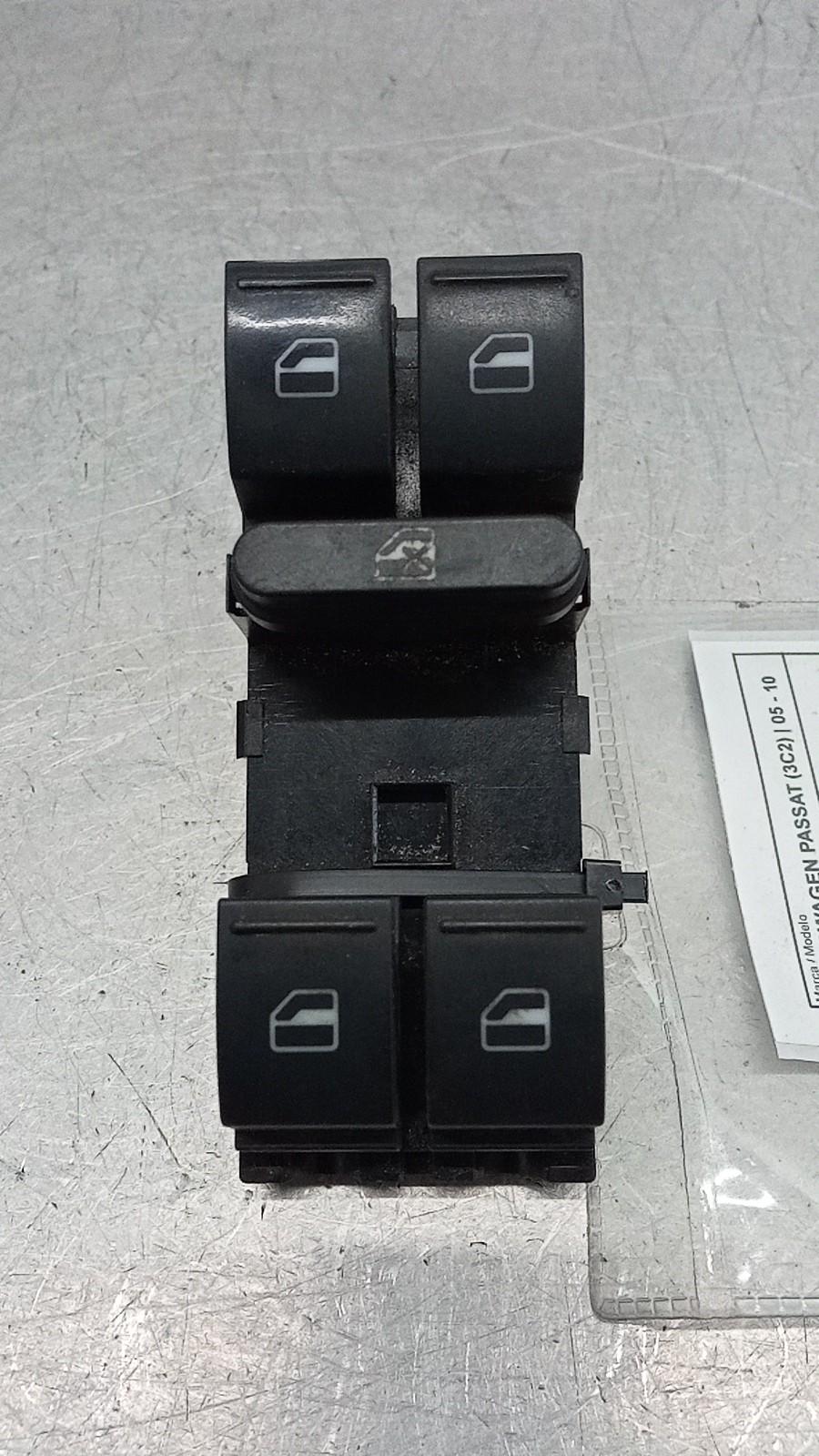 Interruptores dos Vidros Frt Esq (20398871).