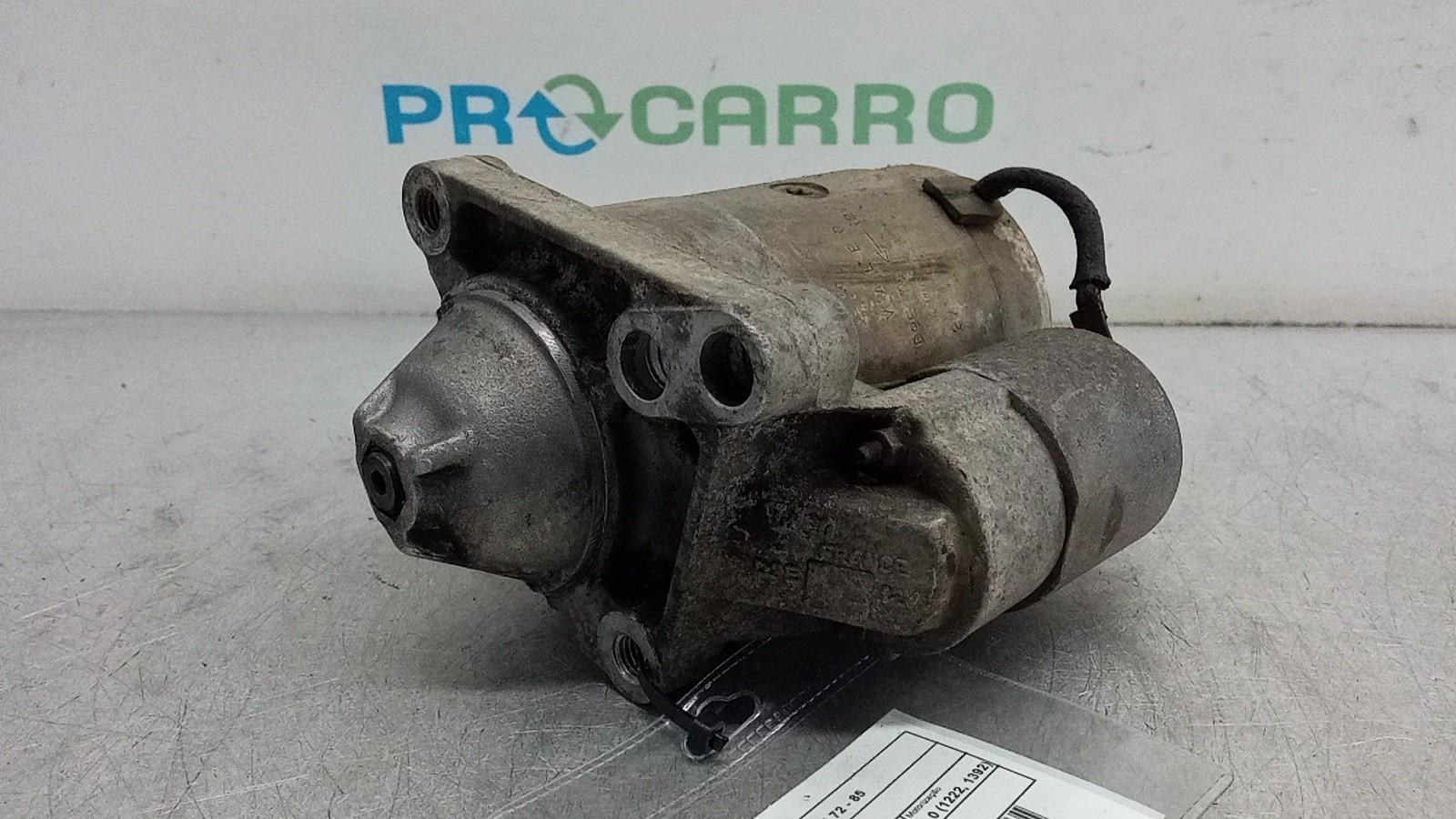 Motor de Arranque (20399725).