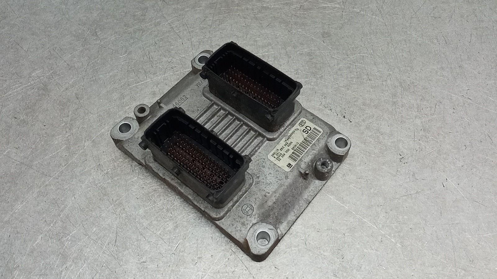 Centralina do Motor (20402048).