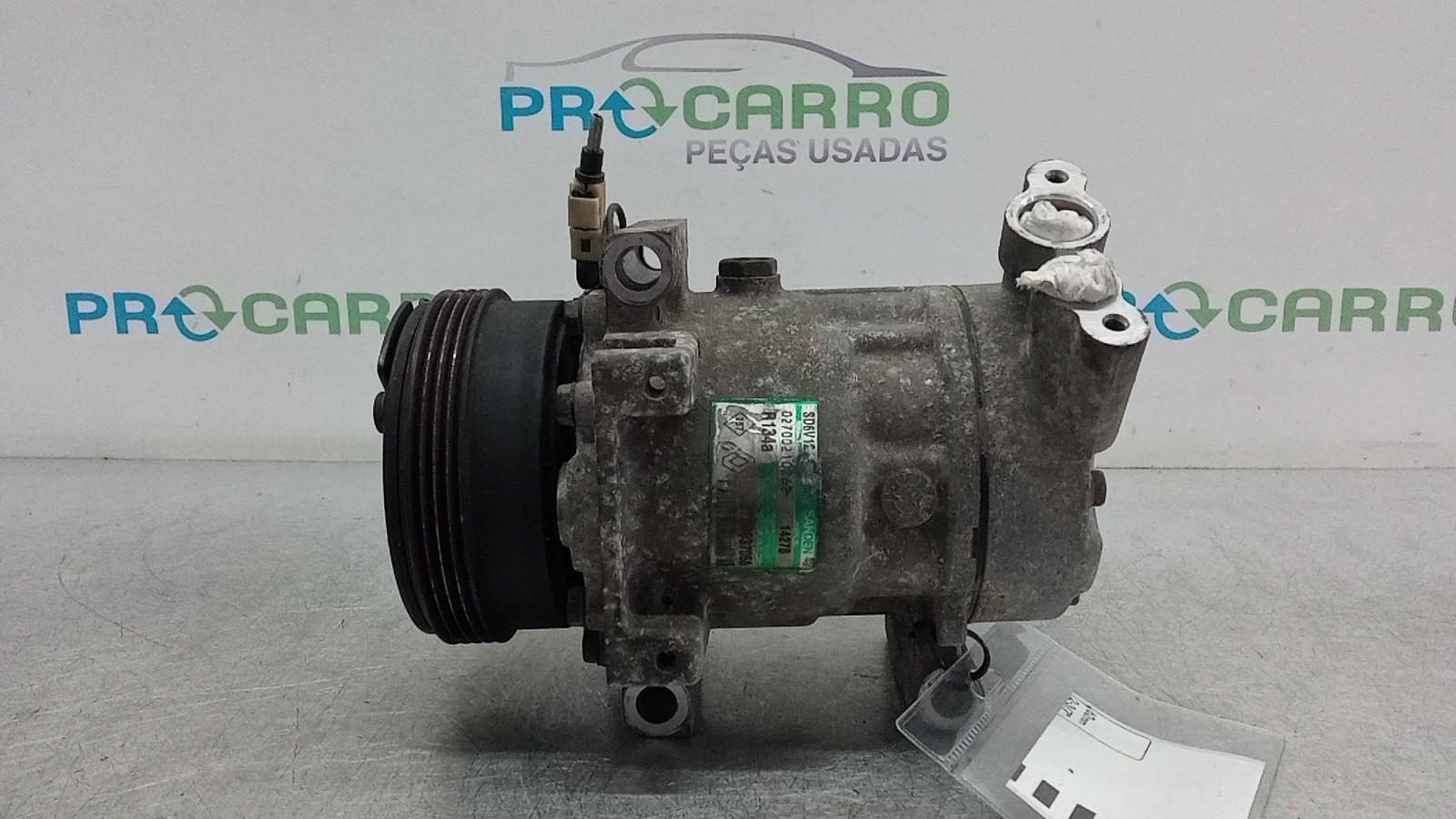 Compressor do Ar condicionado (20402137).