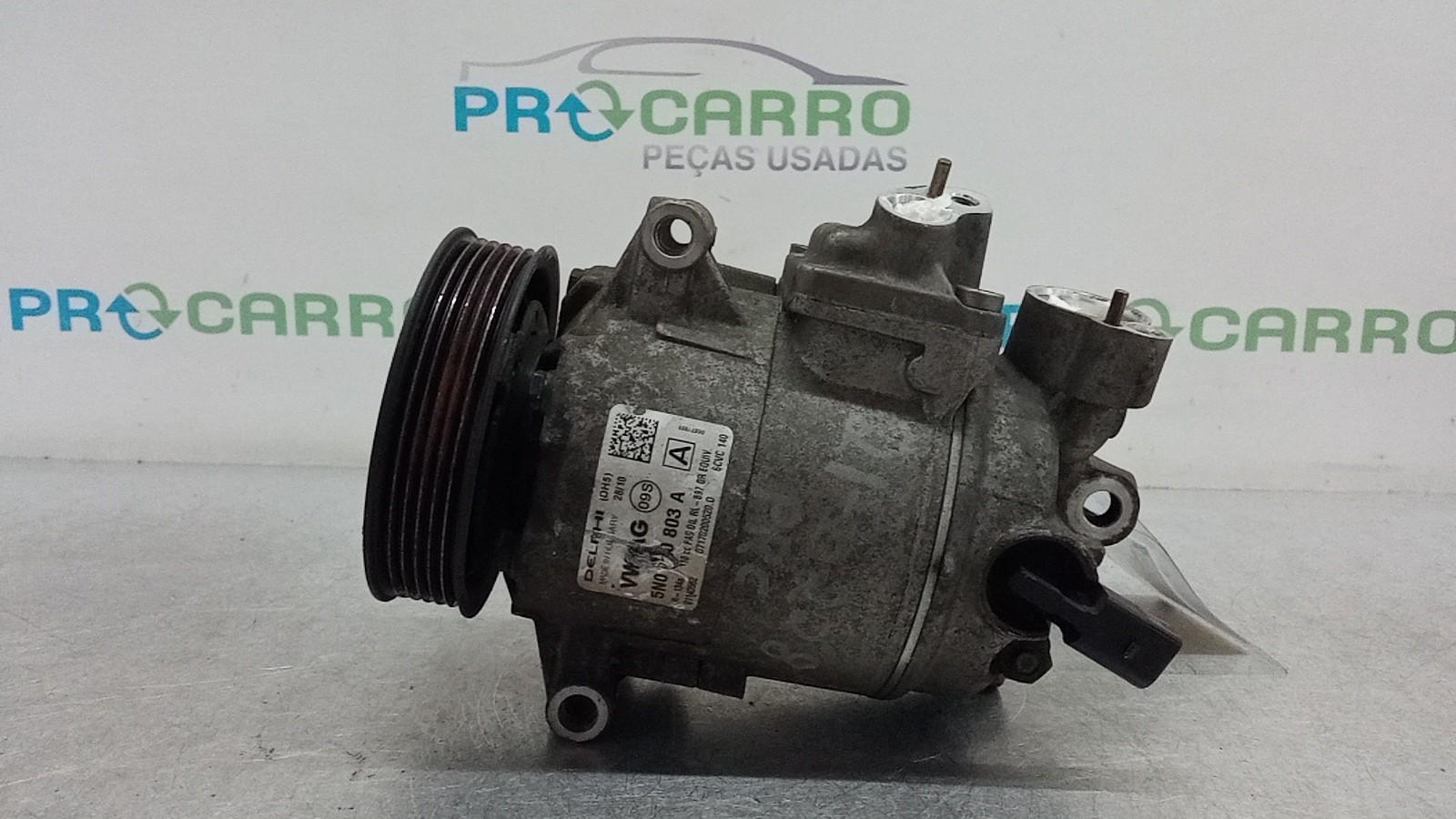 Compressor do Ar condicionado (20402219).
