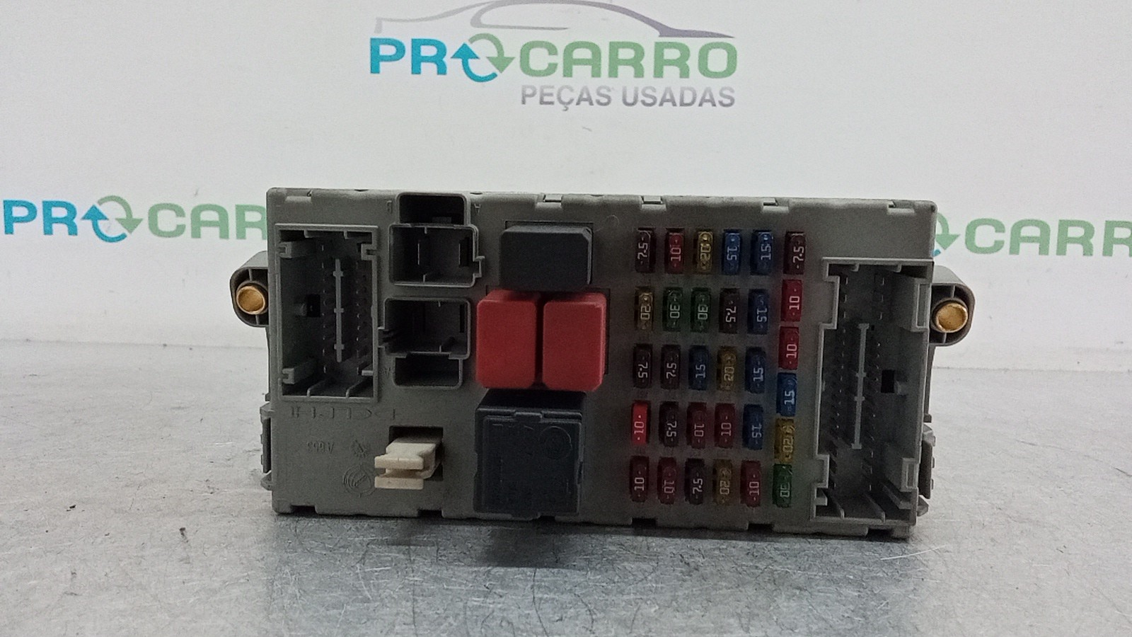 Caixa dos Fusíveis (20402314).