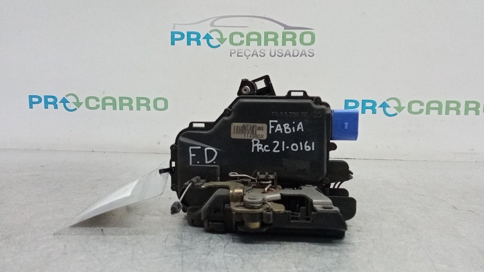 Fecho da Porta Frente Dto (20402331).