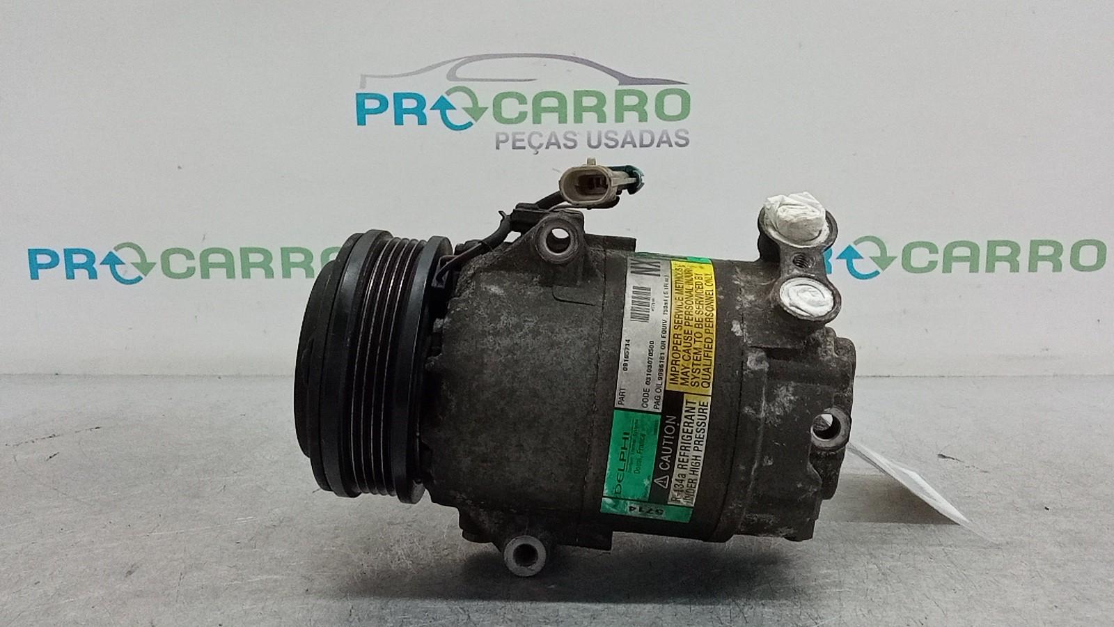 Compressor do Ar condicionado (20402356).