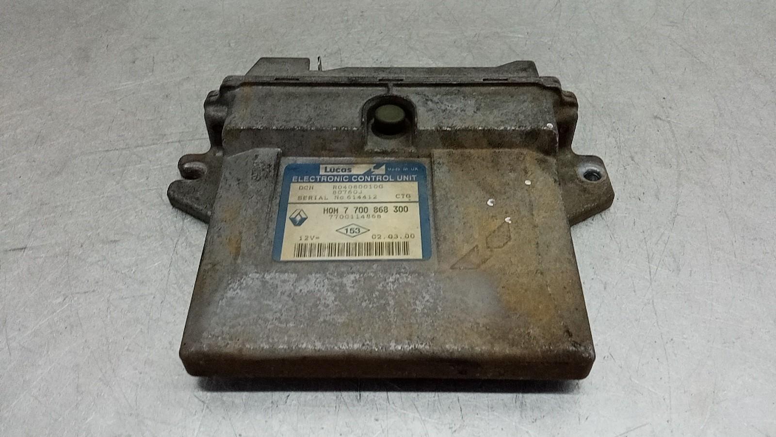 Centralina do Motor (20404191).