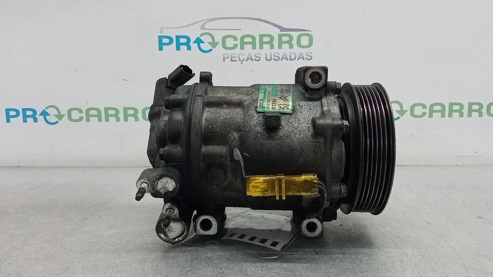 Compressor do Ar condicionado (20404371).