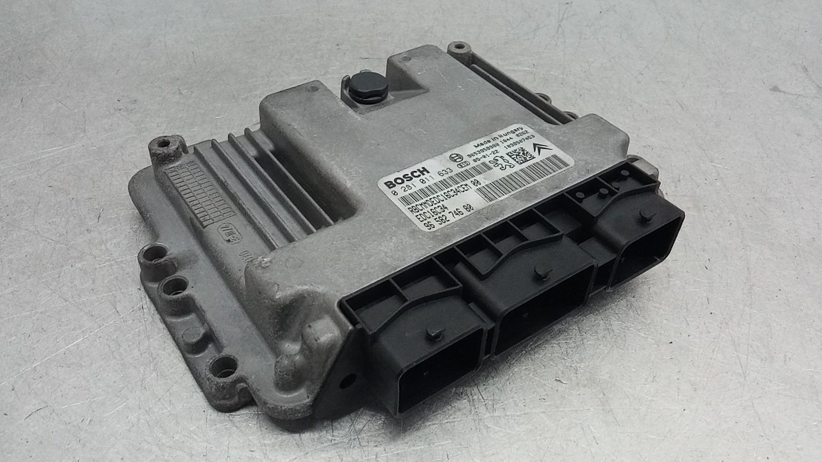 Centralina do Motor (20404370).