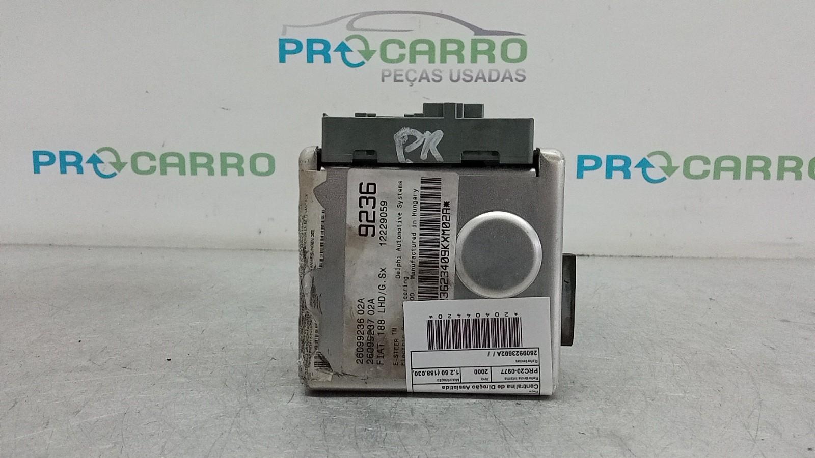 Centralina de Direção Assistida (20404420).