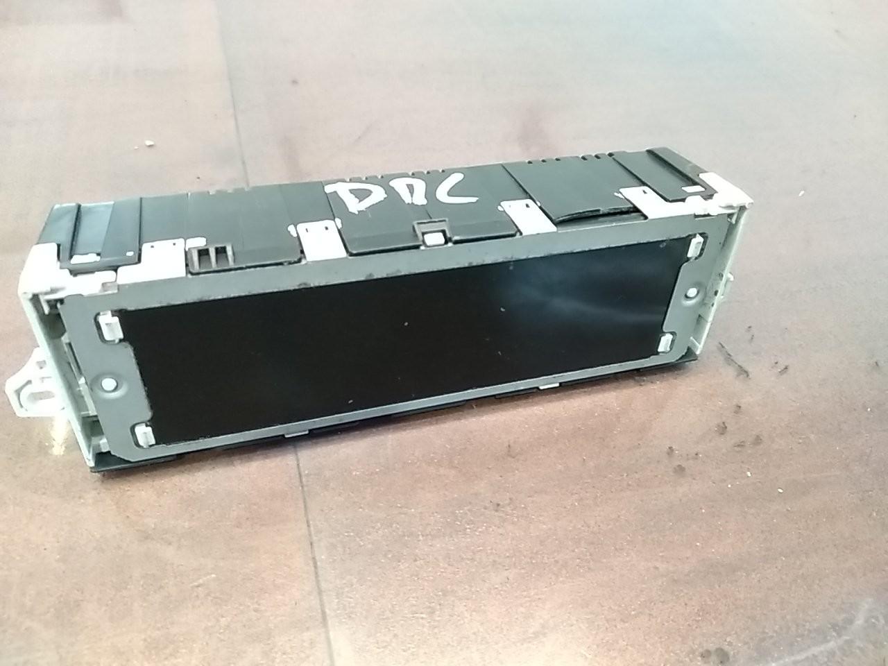 Mostrador de Rádio e Relógio (20404521).