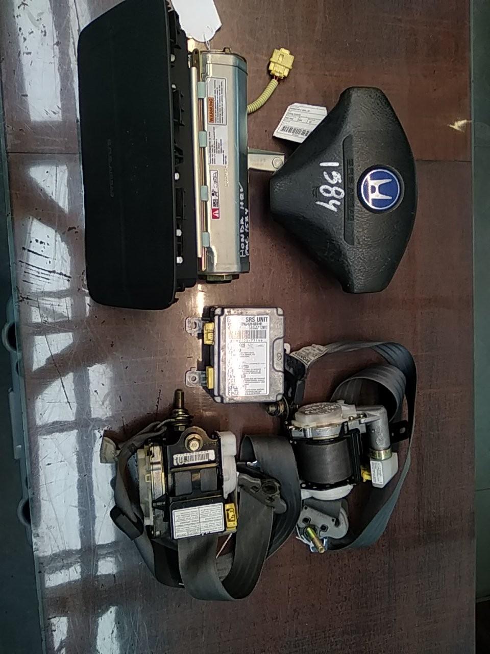Kit Airbags (20404524).