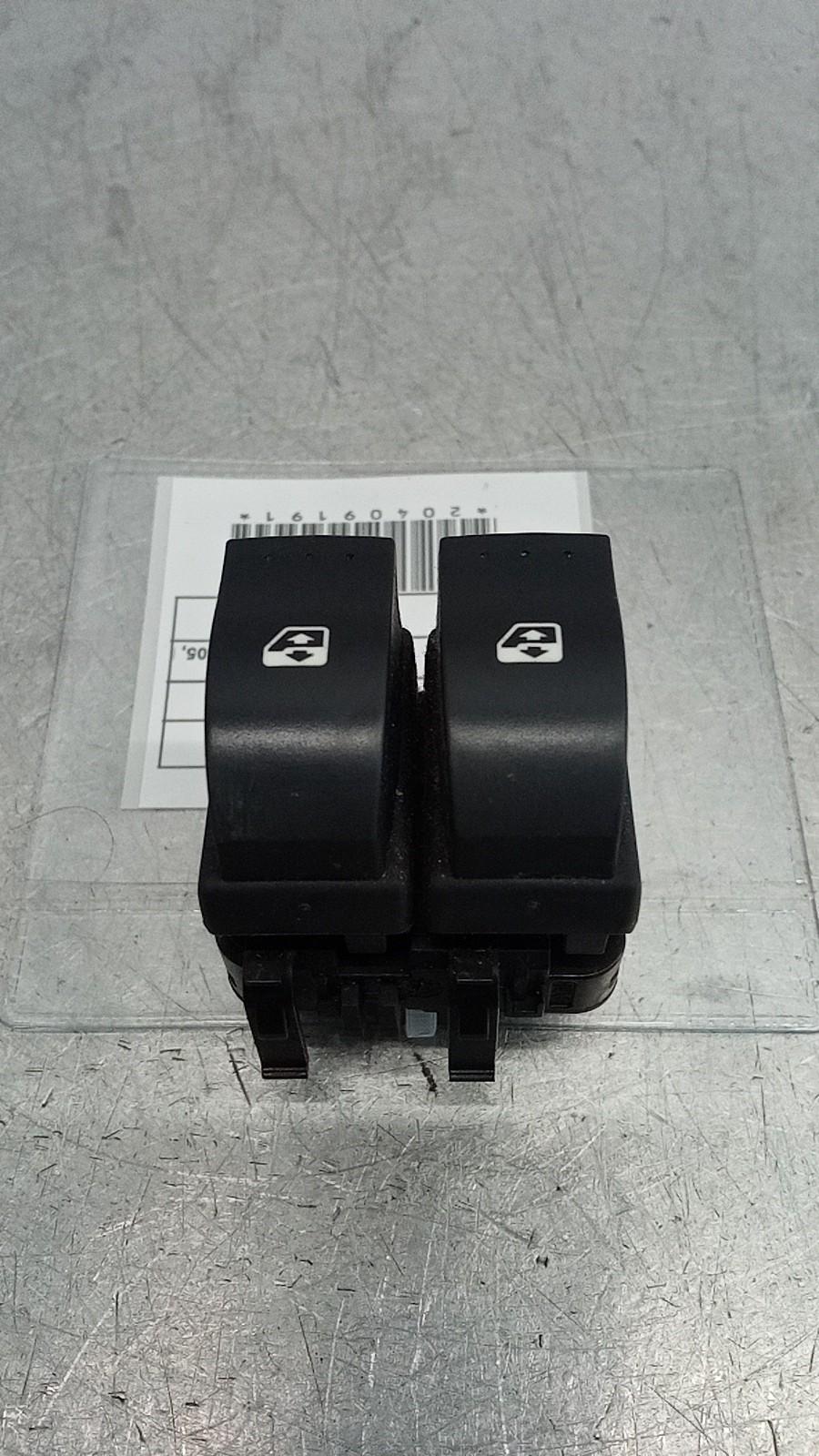 Interruptores dos Vidros Frt Esq (20409191).