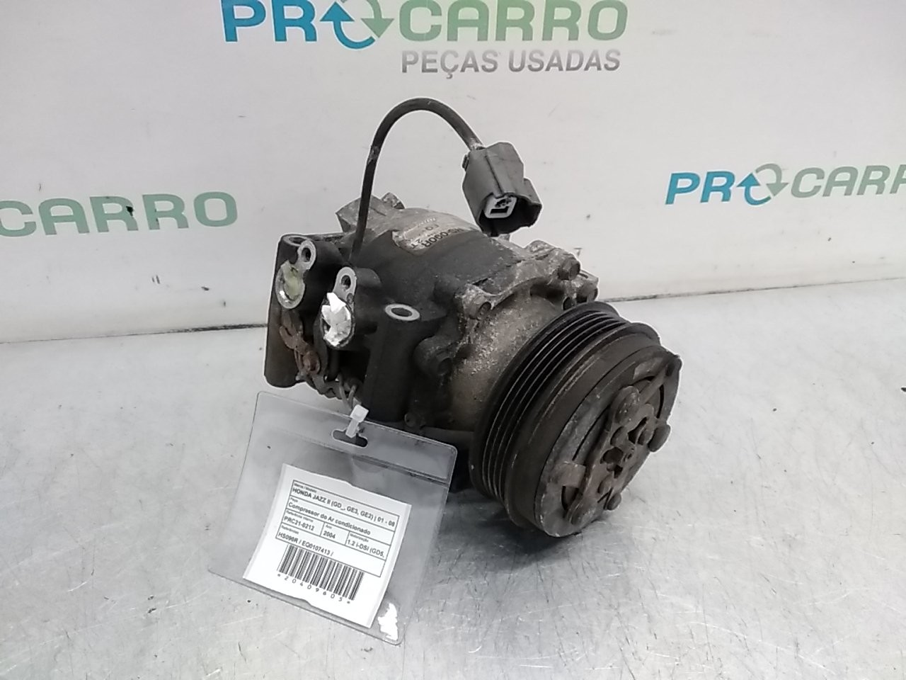 Compressor do Ar condicionado (20409605).