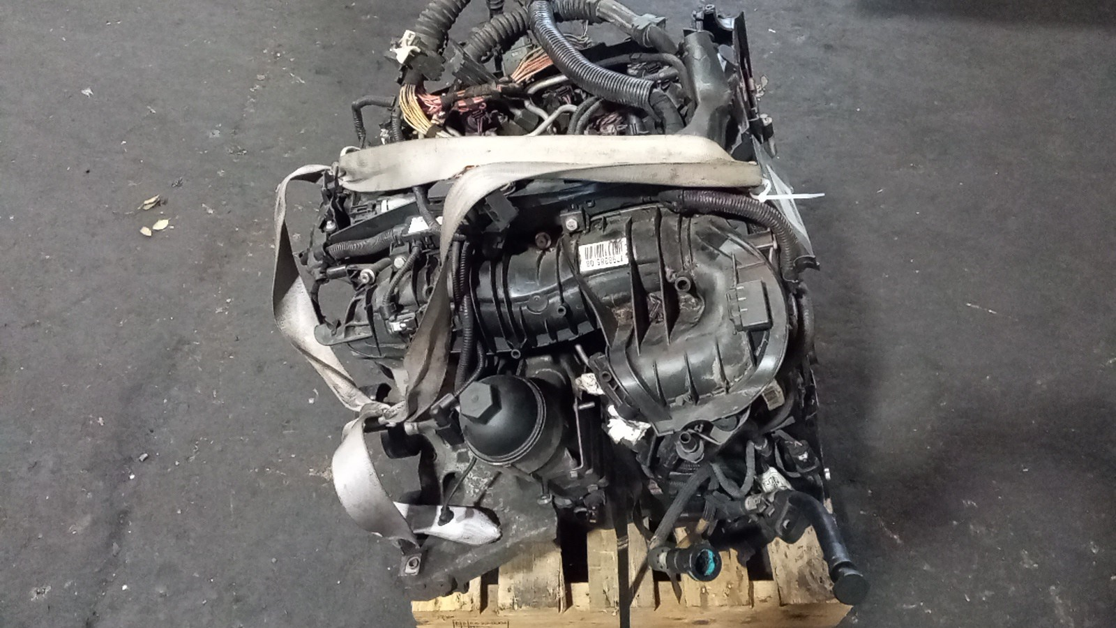 Bloco do Motor (20410047).