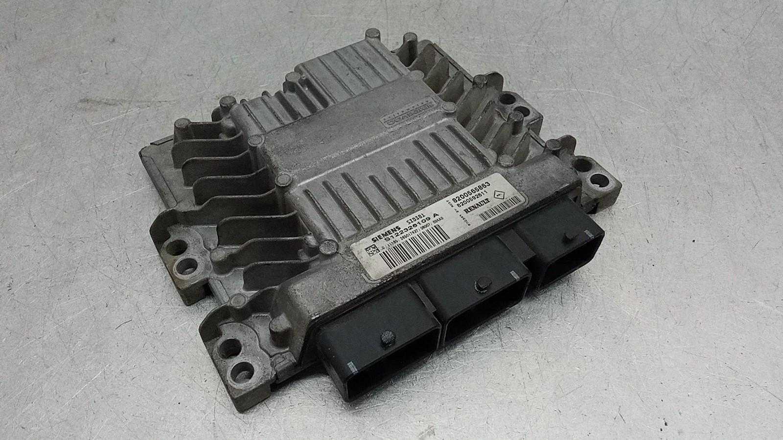Centralina do Motor (20410271).