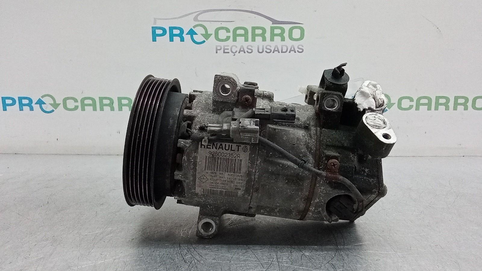 Compressor do Ar condicionado (20411354).