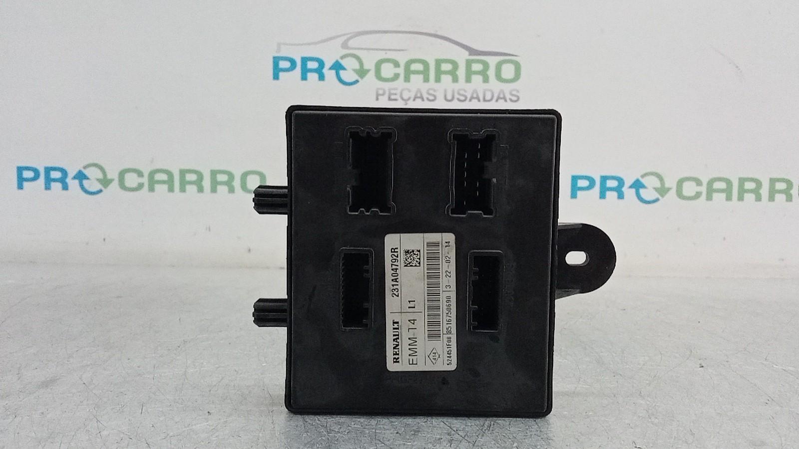 Módulo Conforto ECU (20411825).
