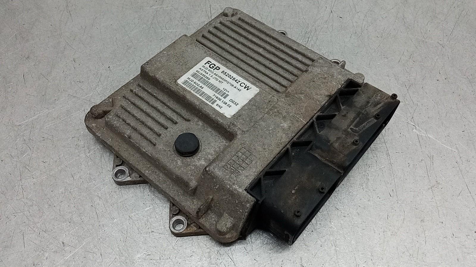 Centralina do Motor (20411931).