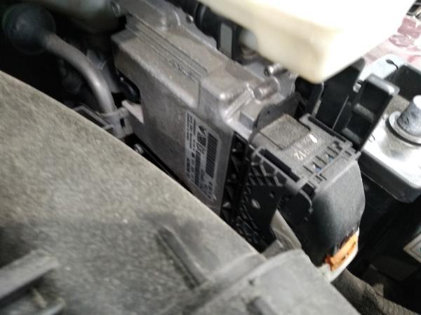 Centralina do Motor (20409252).