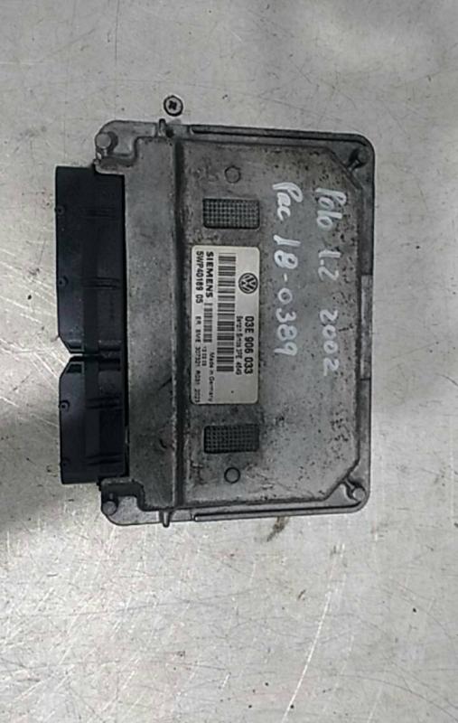Centralina do Motor (20291700).