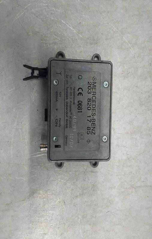 Amplificador Antena 1