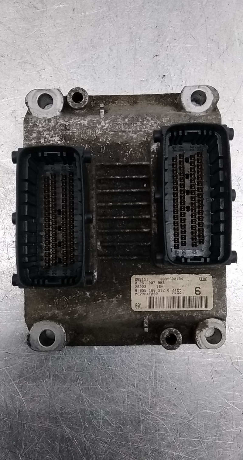 Centralina do Motor