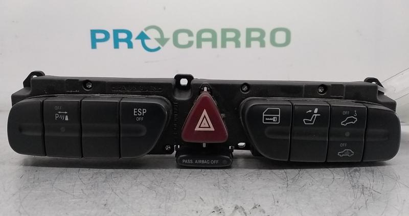Interruptor 4 Piscas