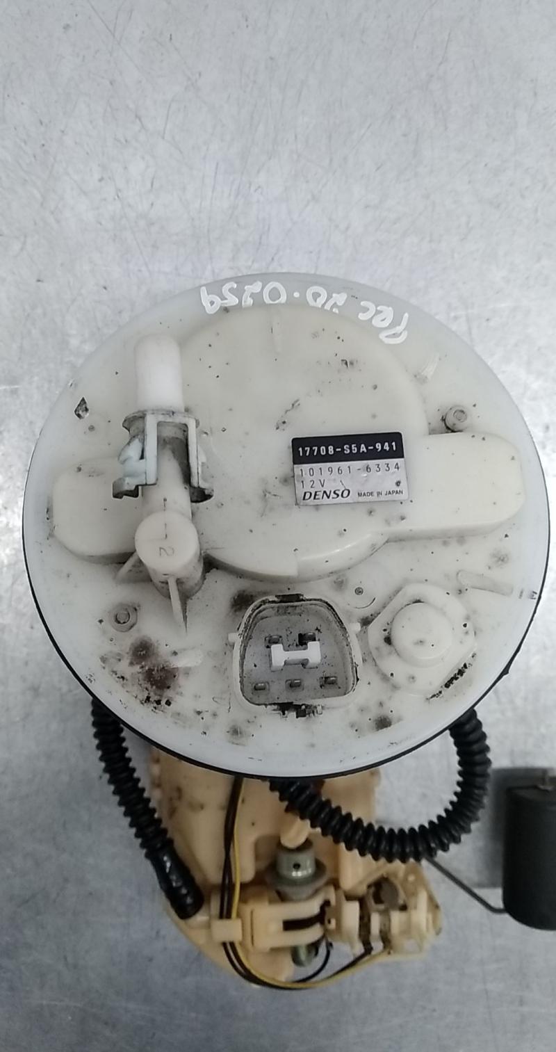 Bomba do Depósito de Combustível (20363223).