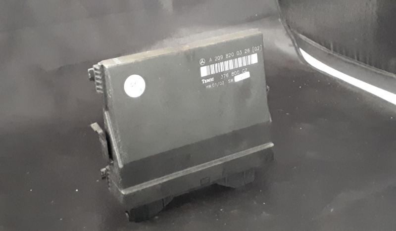 Modulo Controlo (69120).
