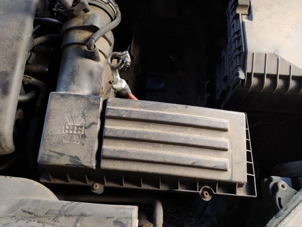 Caixa filtro ar (20244031).