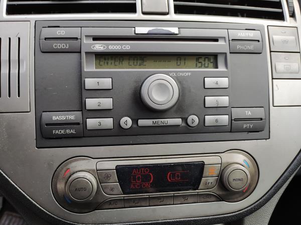 Auto radio cd