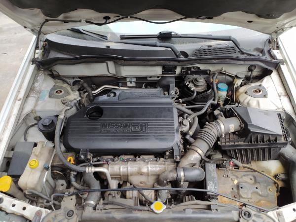 Cobertura motor
