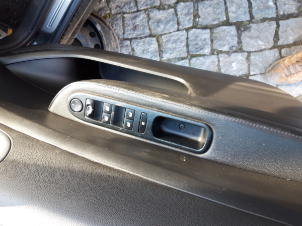 Interruptor vidros porta cond/pass (20223770).