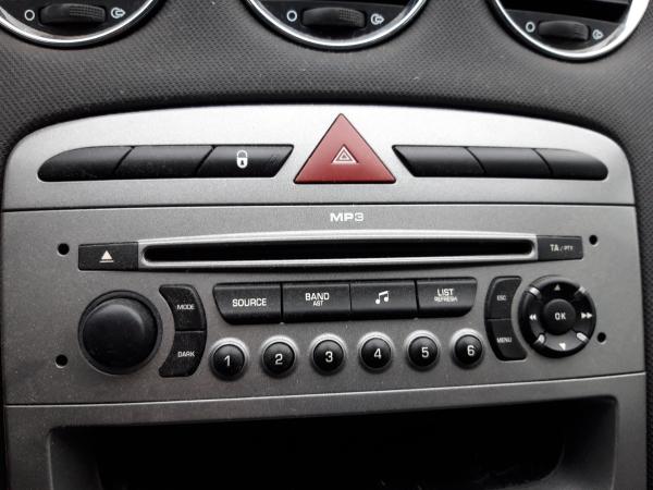 Auto Radio cd mp3 (20233590).