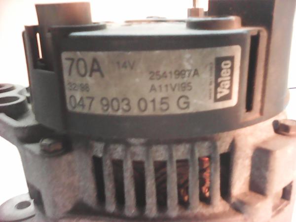 Alternador (110121).