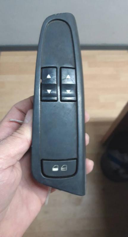 Interruptor vidros porta cond/pass