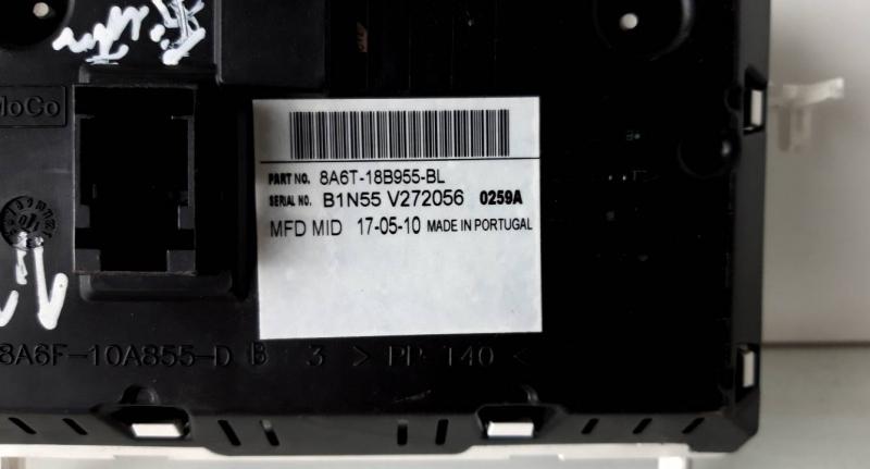 Display rádio (20185404).