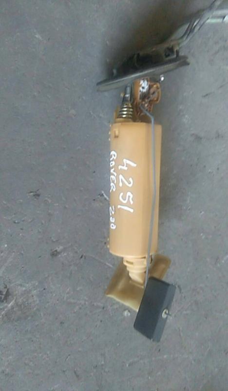 Bomba deposito gasolina