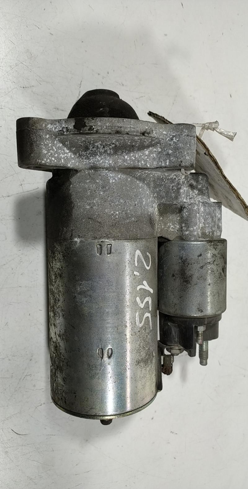 Motor de arranque (20195756).