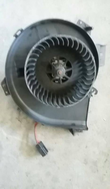 Motor chauffage