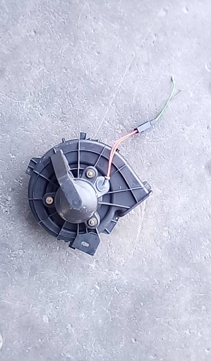 Motor chauffage (20201396).