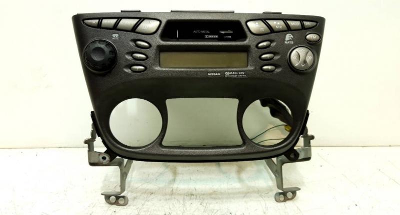 Auto radio cassete