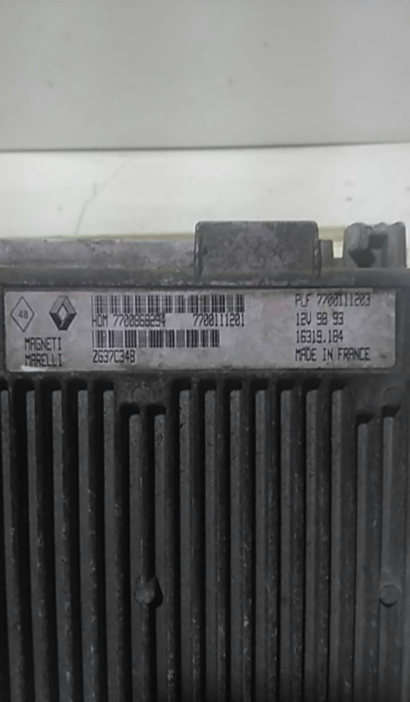 Centralina motor (20211495).